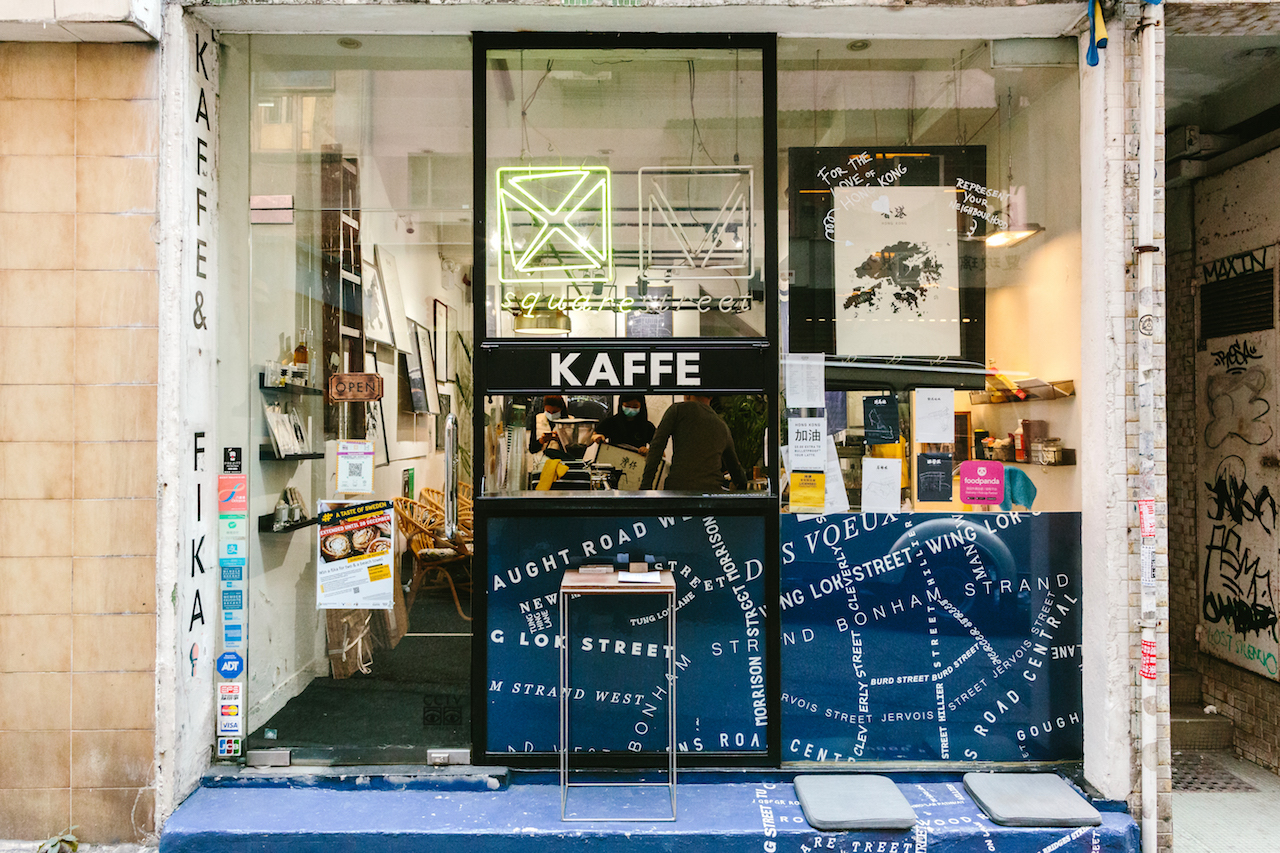 Best cafes and coffee shops to visit in Sheung Wan