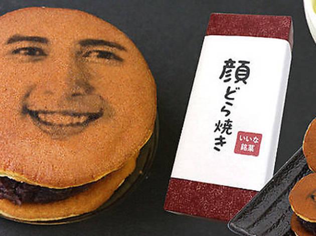 Face Dorayaki