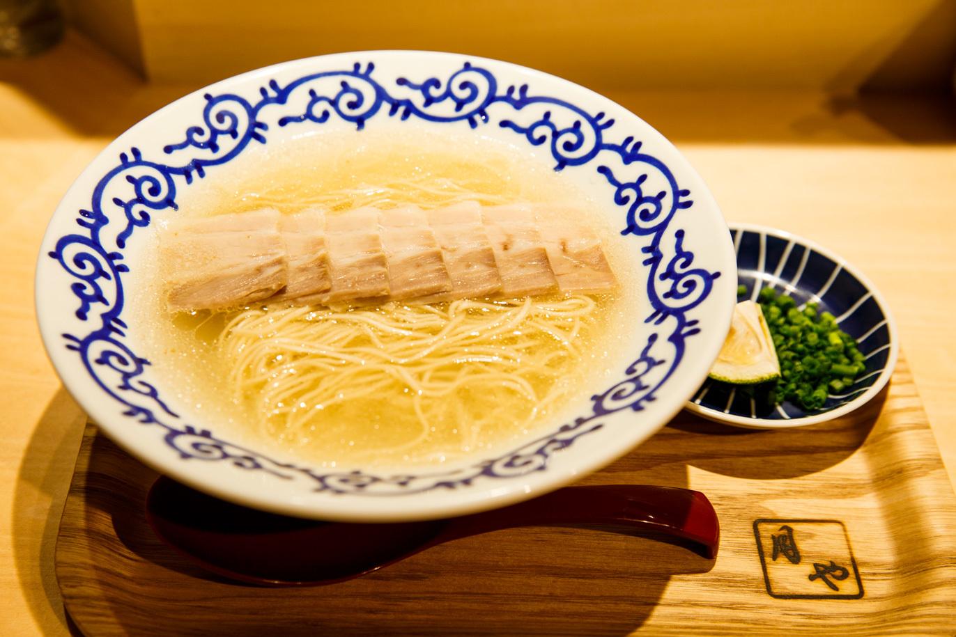 Butasoba Tsukiya  豚そば 月や