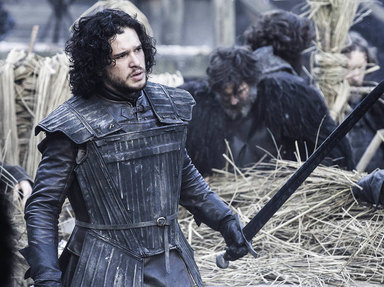 Finally watch all of 'Game of Thrones'