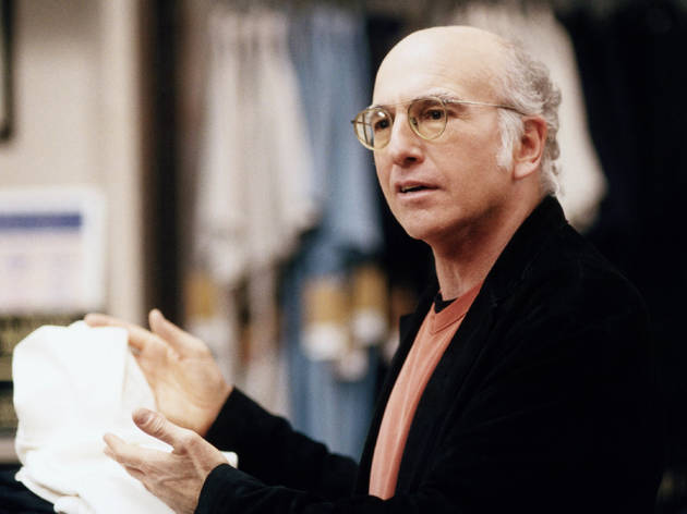 CURB YOUR ENTHUSIASM 21: CHET'S SHIRT