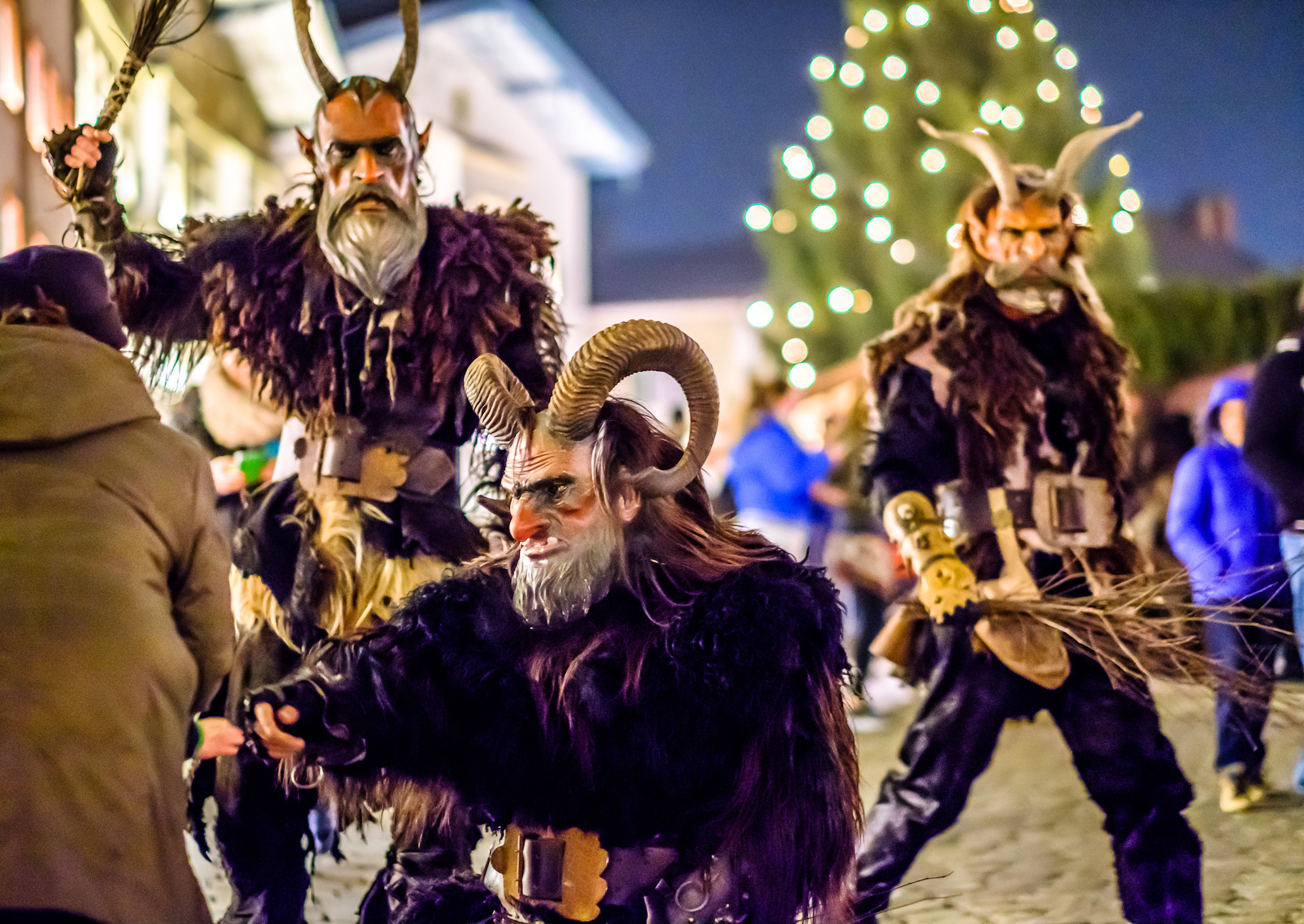 Dark Christmas: 9 seasonal monsters from myths and legends around the world