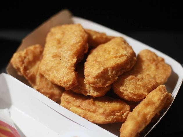 McDonald's nuggets