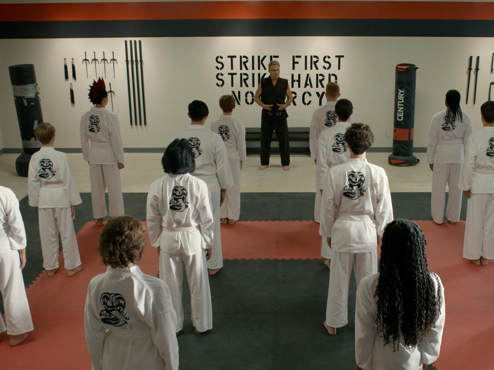 Cobra Kai. Tercera temporada
