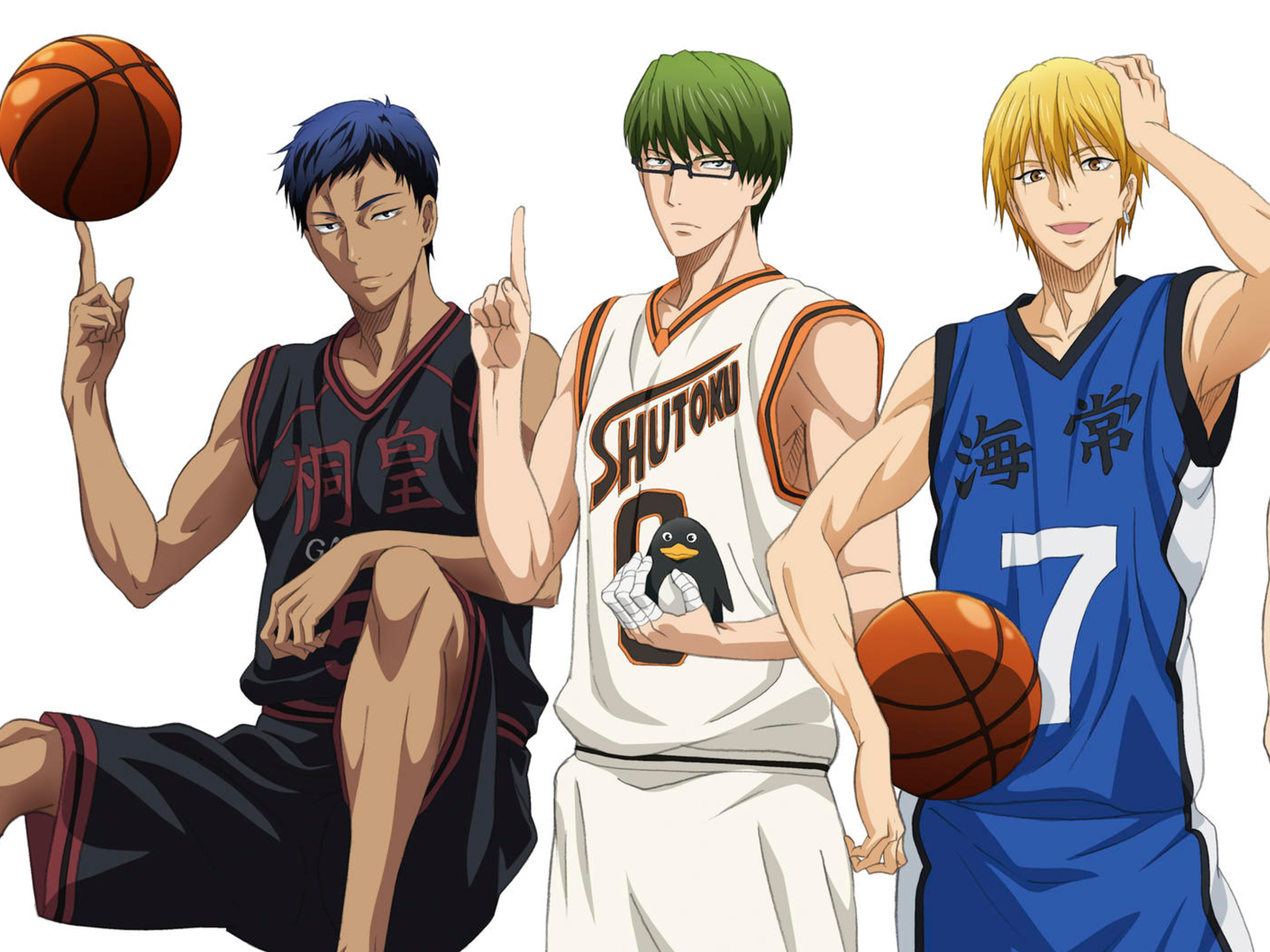 Kuroko no Basket llega a Netflix