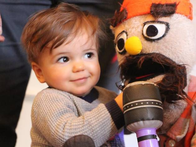 The best puppet theaters in NYC that kids will love