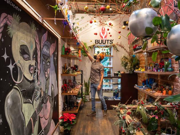 Buuts' La primera smoke shop para la comunidad LGBTTTI