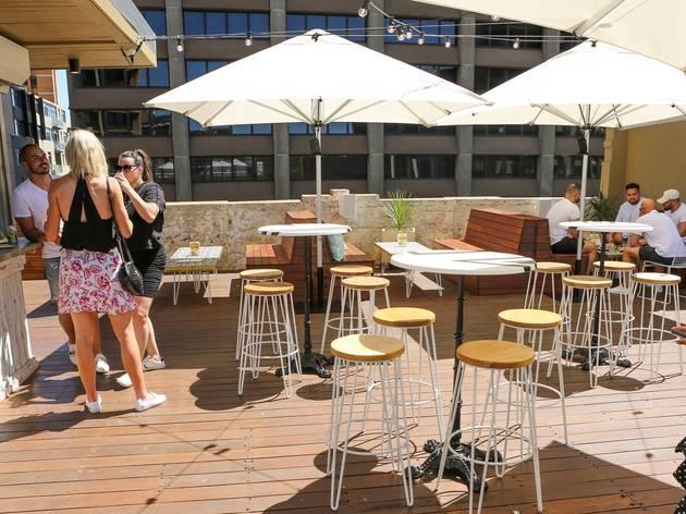 The Burdekin Rooftop