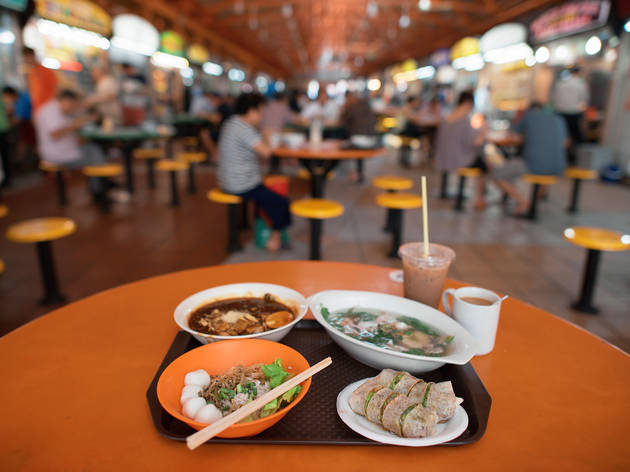 Singapore's hawker culture is now part of UNESCO list of intangible cultural heritage