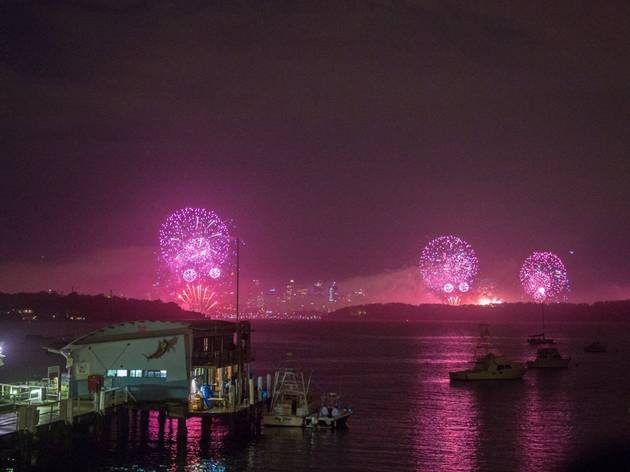 Watsons Bay Boutique Hotel NYE party