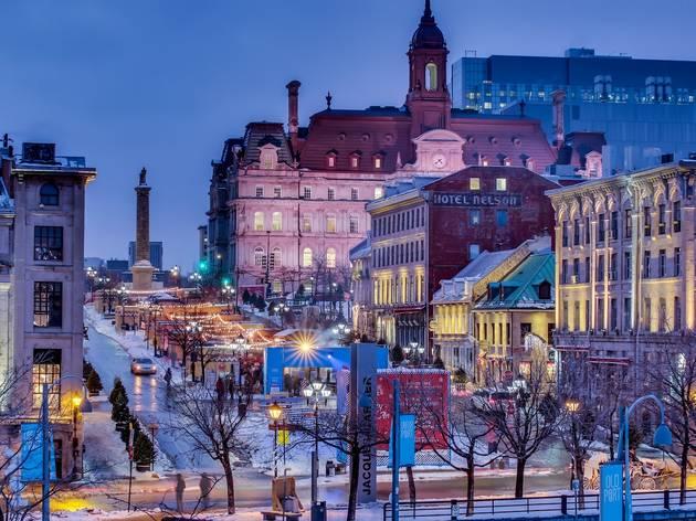 Montréal en Fêtes / Merry Montreal