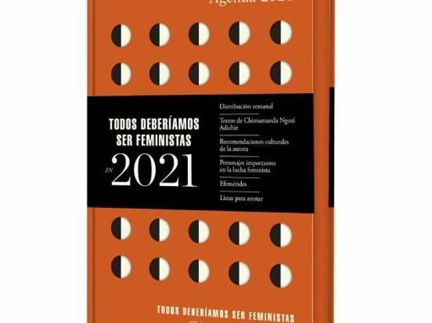 Agenda 'Todos deberíamos ser feministas' 2021