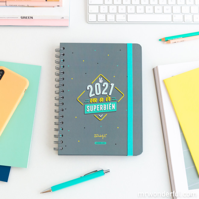Agenda 'Mr. Wonderful' 2021