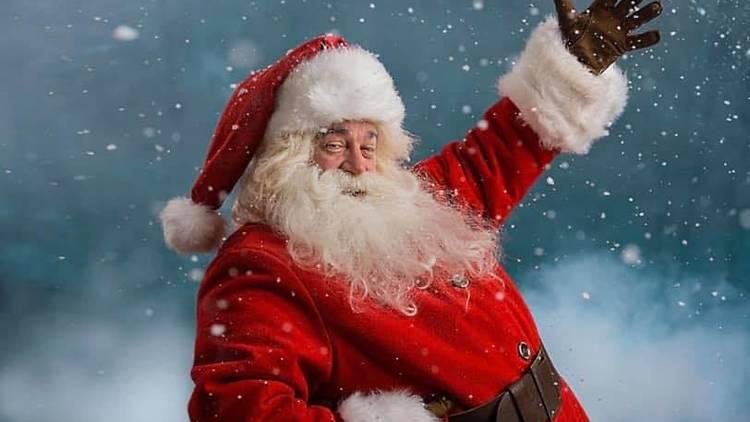 Visitas virtuales con Santa
