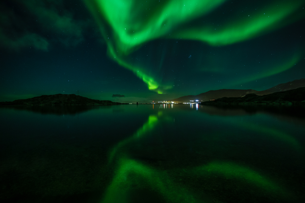 Northern Lights in Greeland