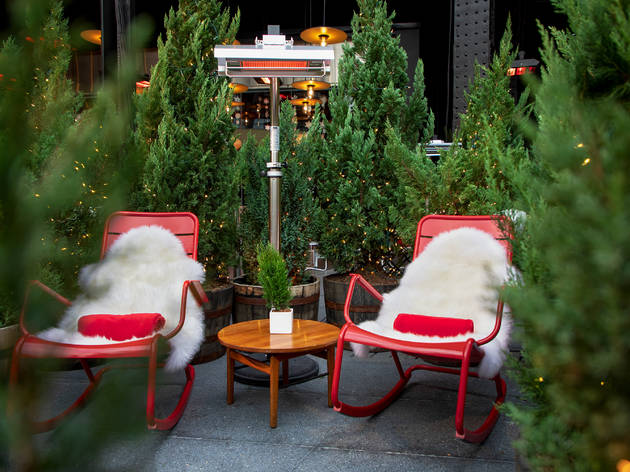 The Forest at the Standard, High Line