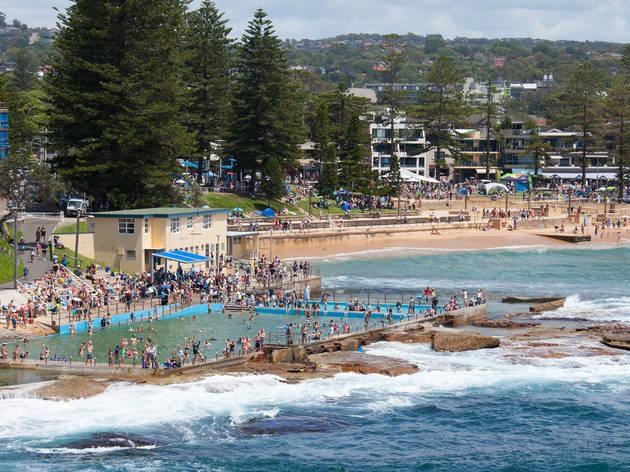Dee Why Beach and Ocean Baths