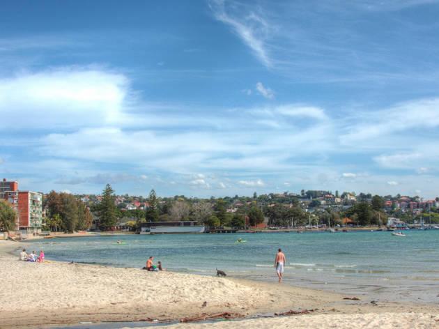 Rose Bay Beach