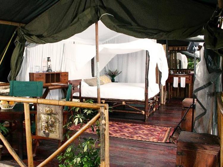Expediciones Mexico Verde Resort de Aventura, Veracruz
