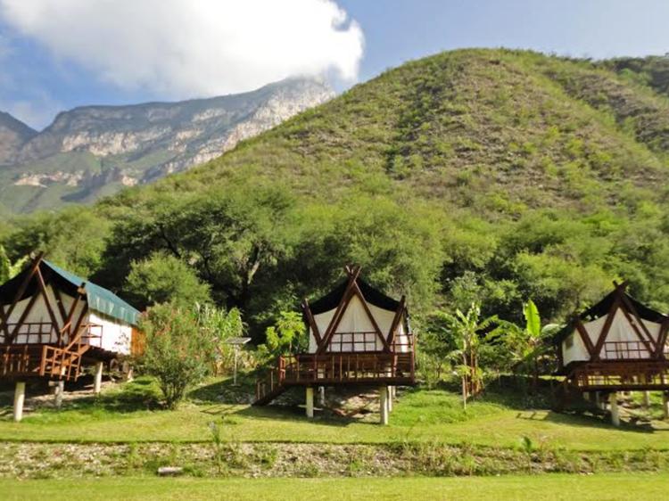 Campamento Ecoturístico El Jabali, Querétaro
