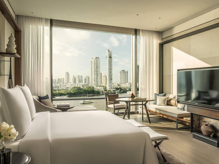 Four Seasons Hotel at Chao Phraya River