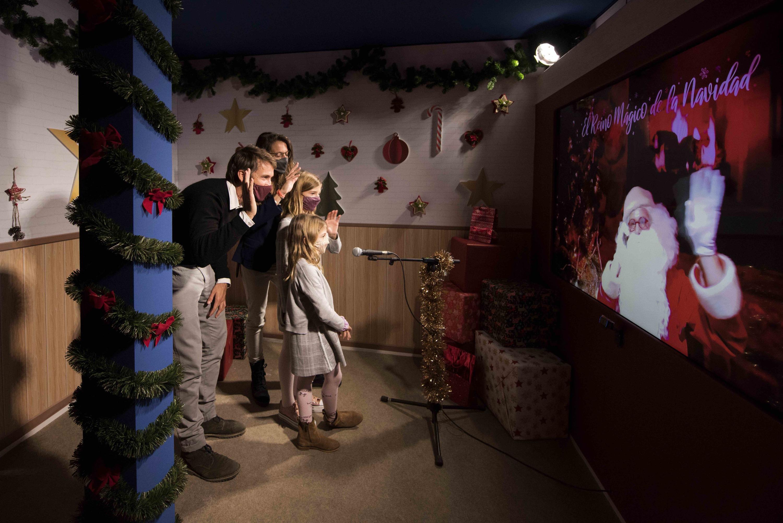 La Maquinista, Nadal, Centre Comercial, 2020