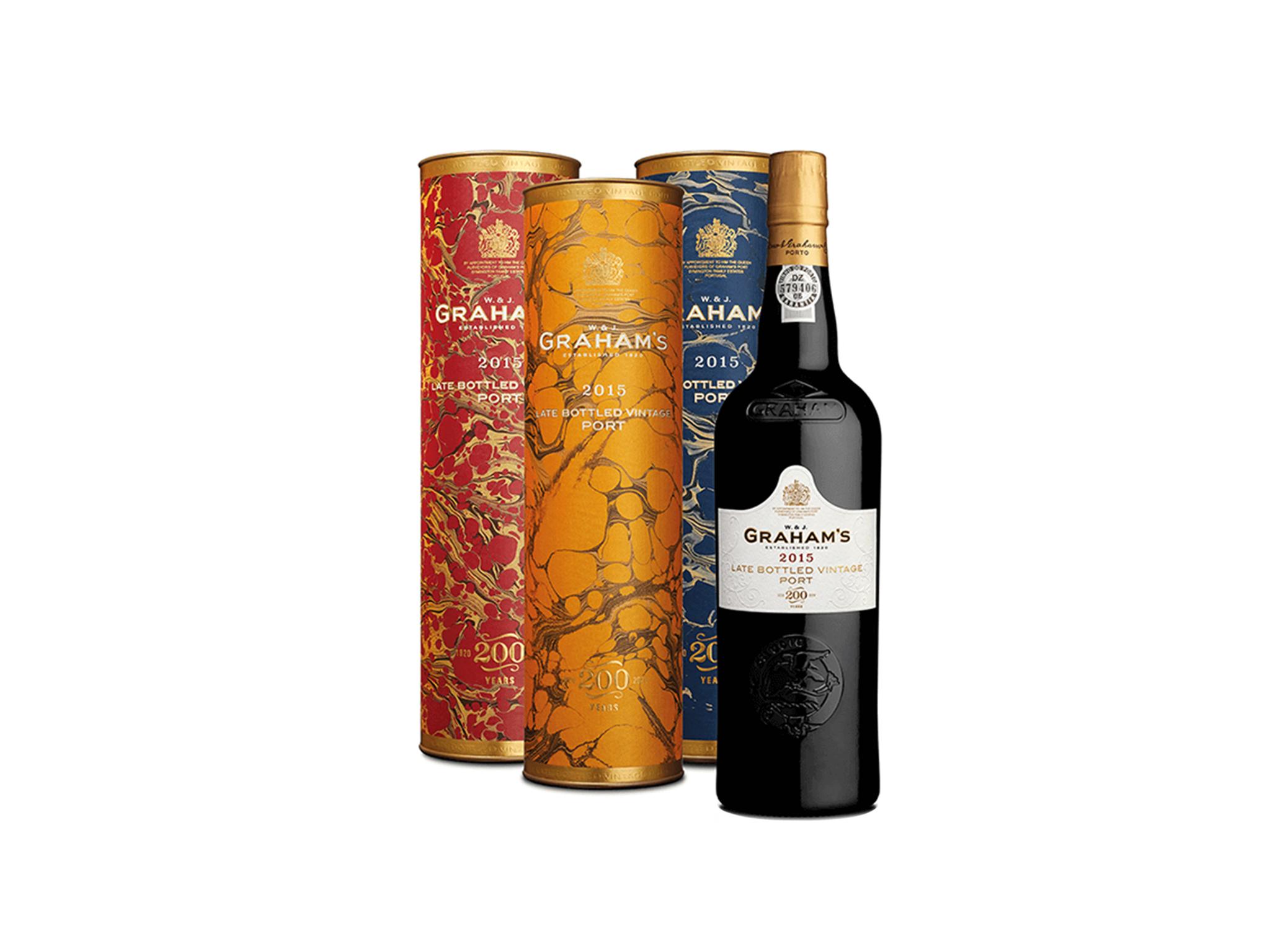 Shopping Natal, Vinhos, Graham's, Late Bottled Vintage Port
