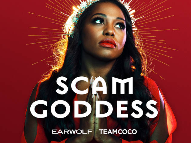 Best true crime podcasts: Scam Goddess