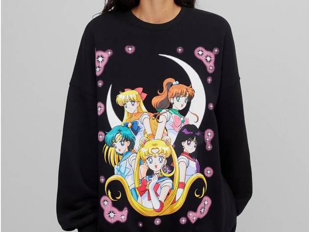 Sailor Moon x Bershka