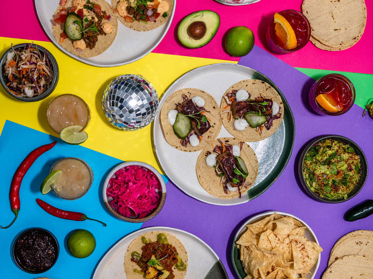 Club Mexicana, megabox taco kit