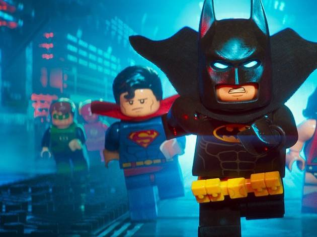 LEGO DC COMICS SUPER HEROES BATMAN: ASEDIADO estreno en Netflix