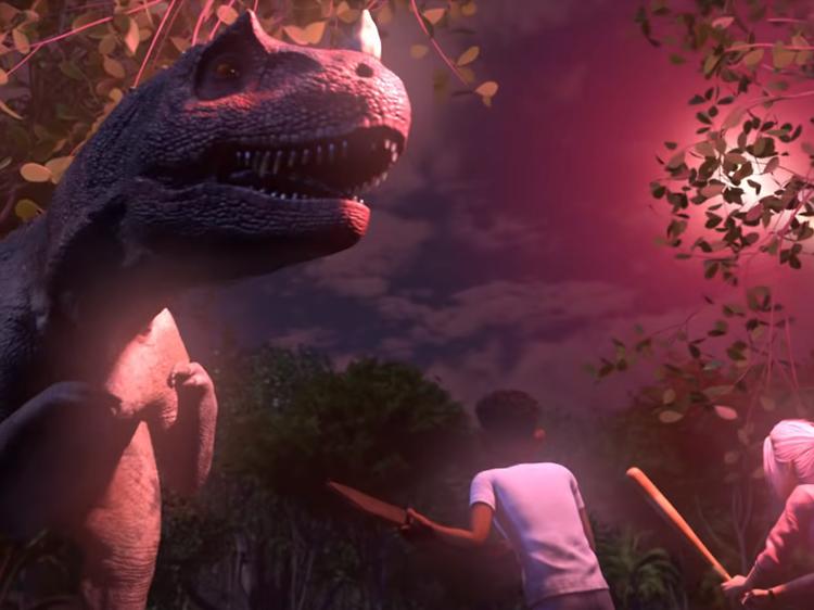 Jurassic World: Campamento Cretacico