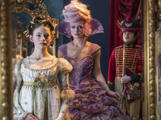 El cascanueces y los cuatro reinos, adaptación protagonizada por Keira Knightley y Morgan Freeman