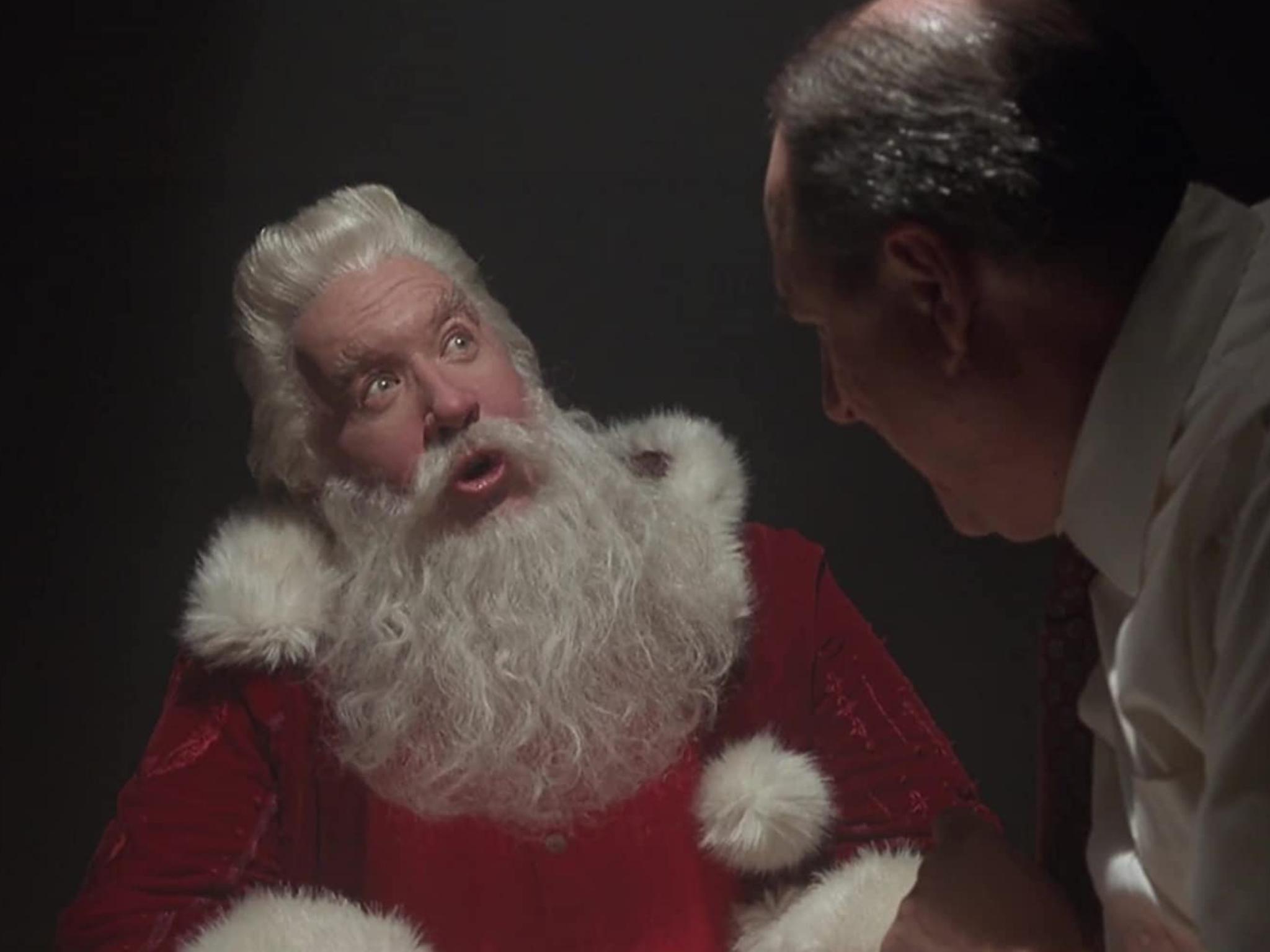 Santa Cláusula, película navideña protagonizada por Tim Allen
