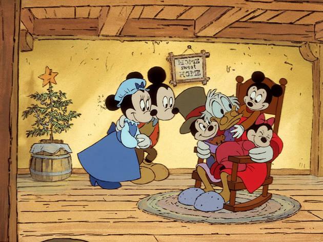 Cuento de Navidad de Mickey, adaptación de Disney del cuento de Charles Dickens