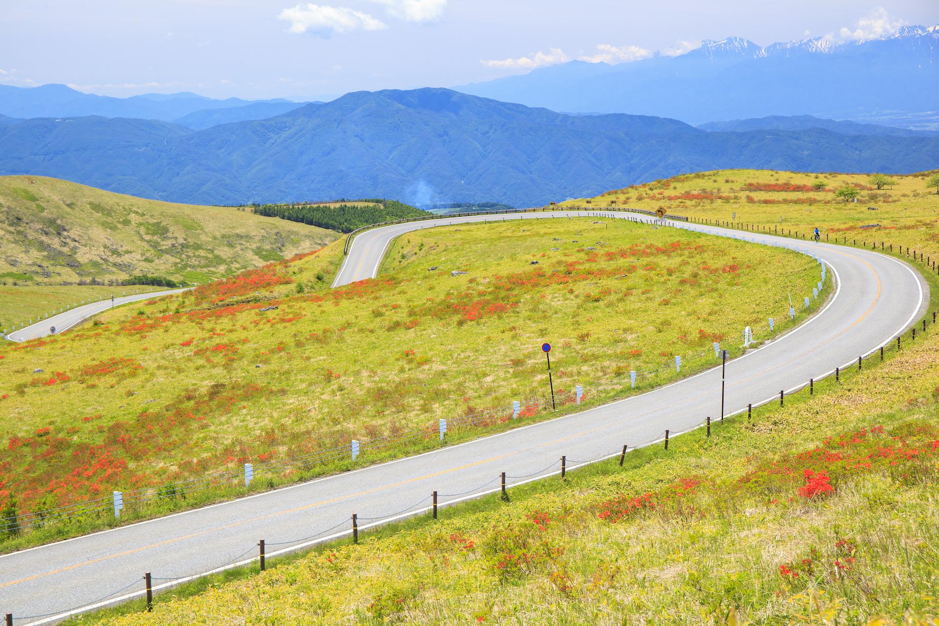 Venus Line, Nagano