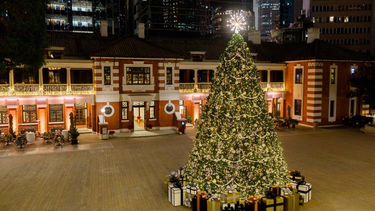 Christmas at Tai Kwun