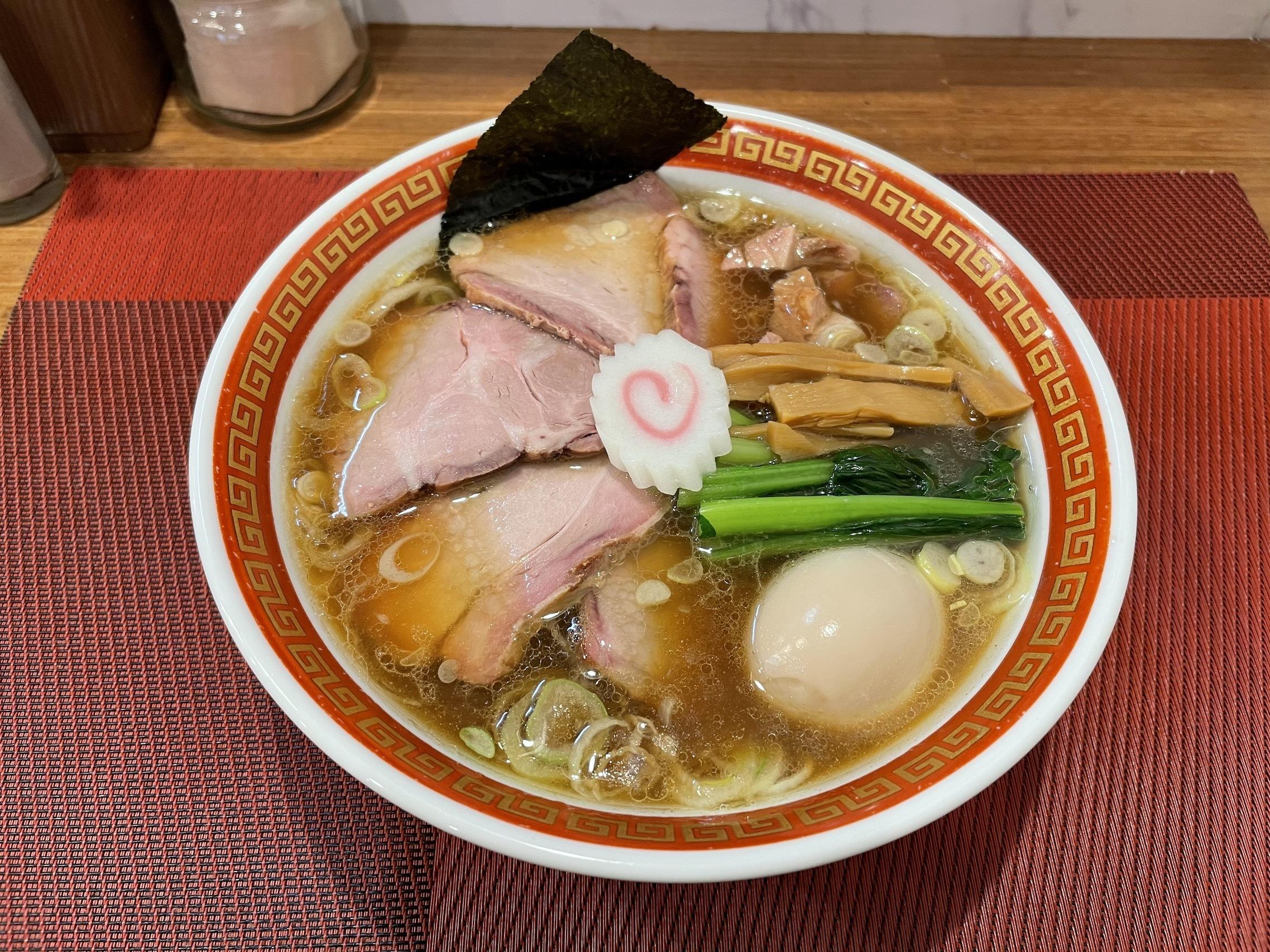 麺創庵 砂田