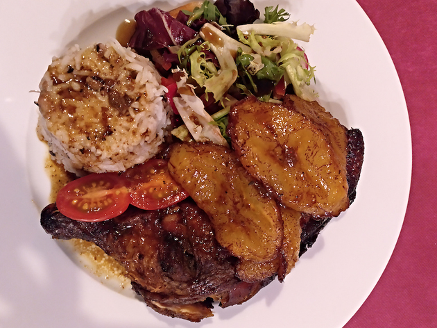 Jerk Chicken de l'Eat Caribbean