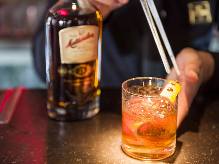 Colonial Old Fashioned