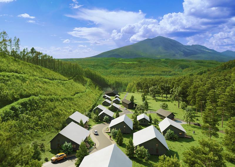 俺の別荘 あさま空山望でかなう北軽井沢の別荘ライフ