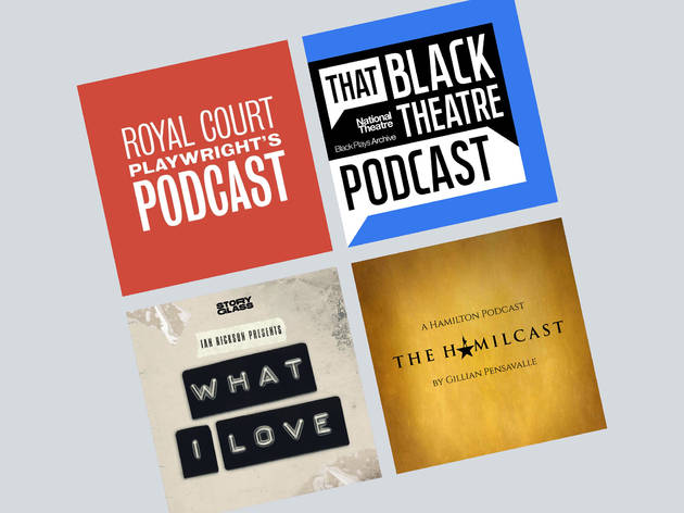 Four perfect podcasts for theatre lovers