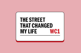 the street that changed my life