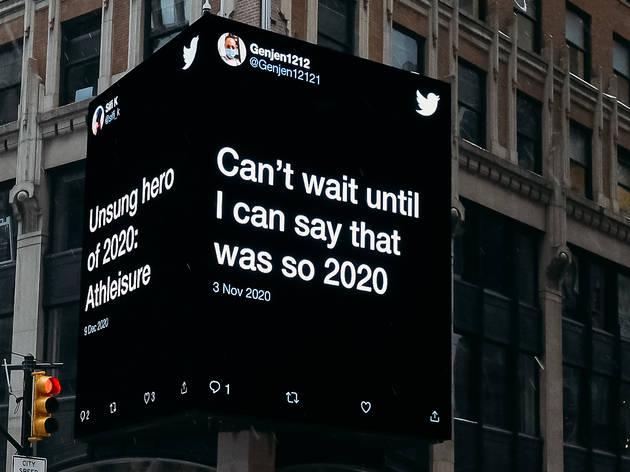 2020 tweets