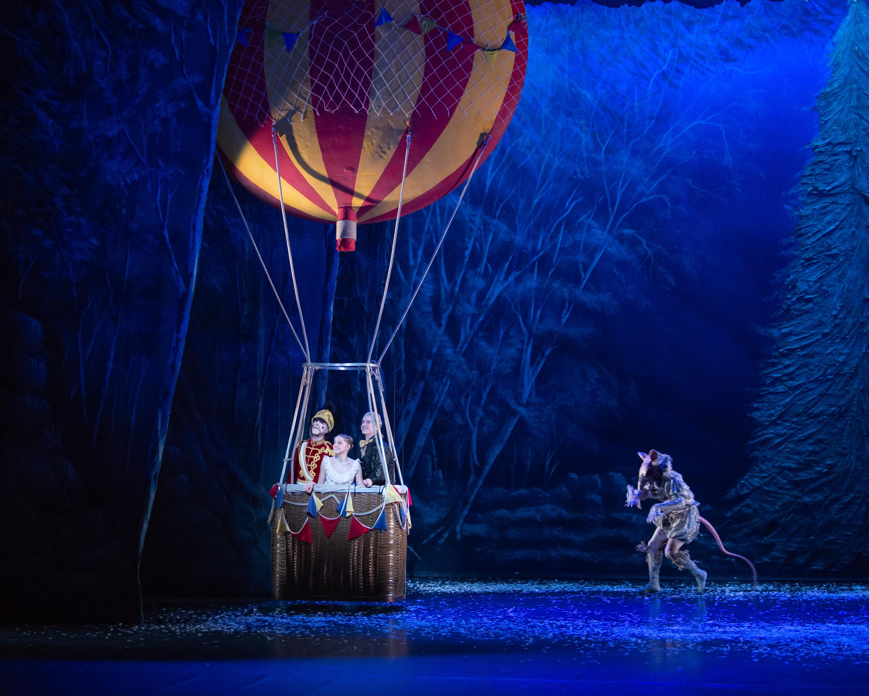 English National Ballet Nutcracker Delights at Coliseum Theatre, London on December 17 2020. Photo: Amber Hunt