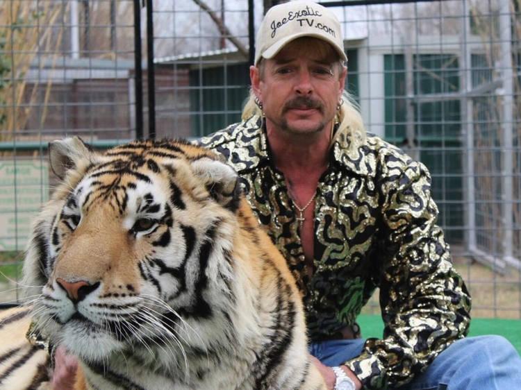 Tiger King. Miniserie