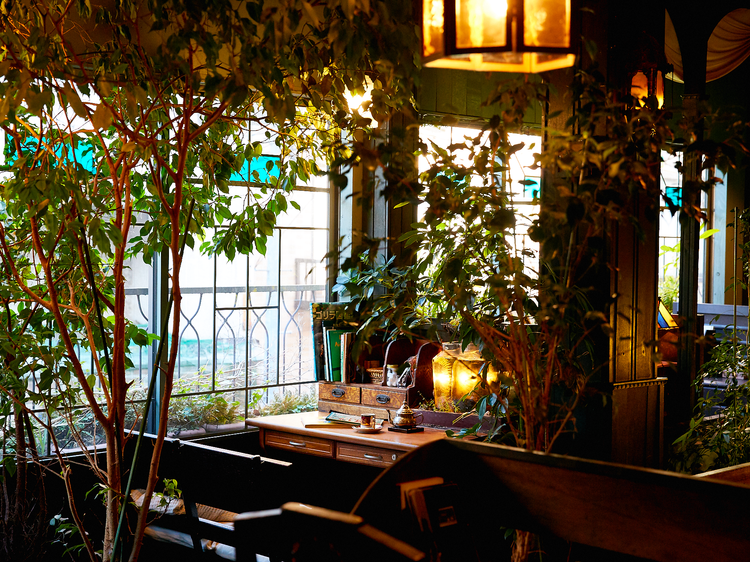 東京、植物カフェ5選