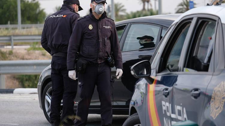 Control de policía
