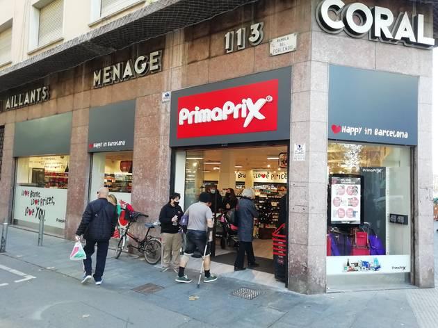Primaprix Barcelona