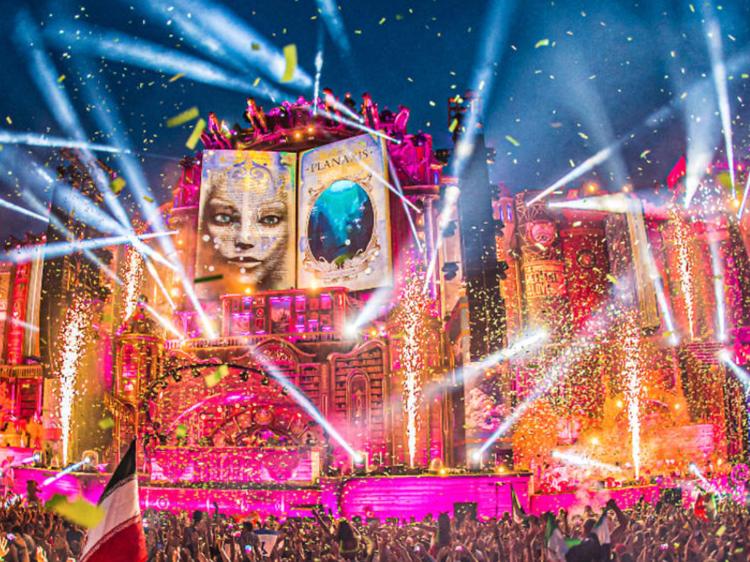 Tomorrowland Virtual NYE Festival